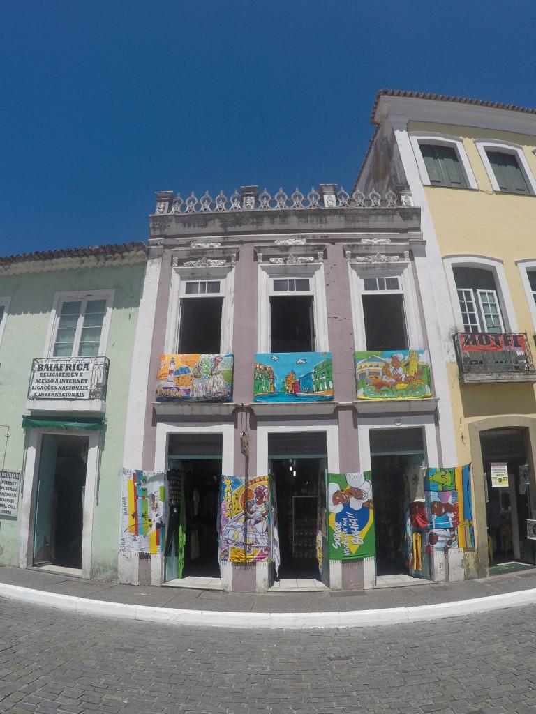 Historic District Building