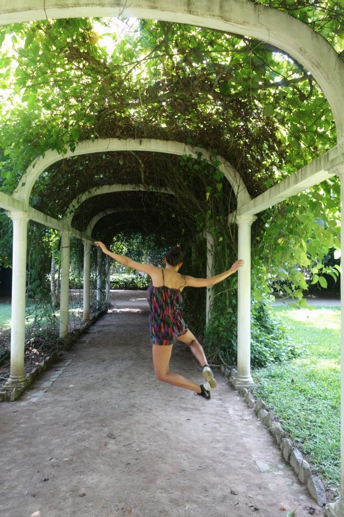 Botanical Gardens Katie