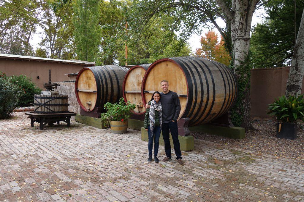 Bodega Lagarde Winery