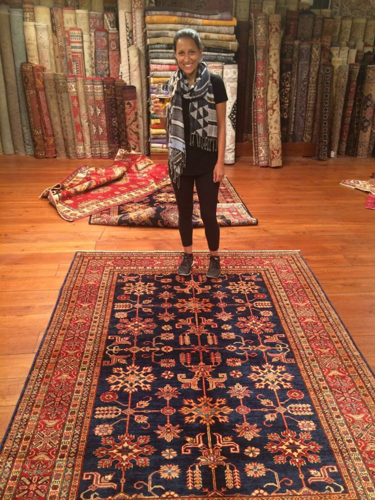 Our new rug!