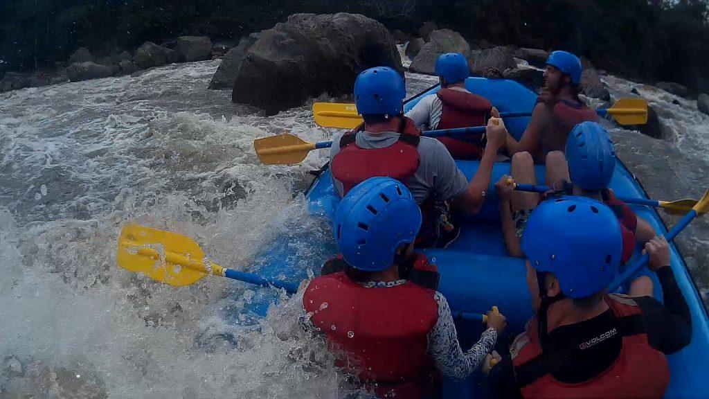 Rafting still 1