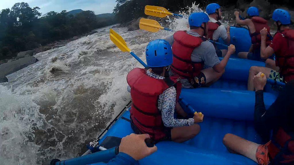 Rafting still 4