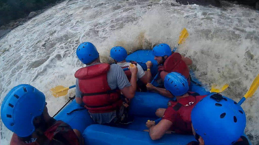 Rafting still 7